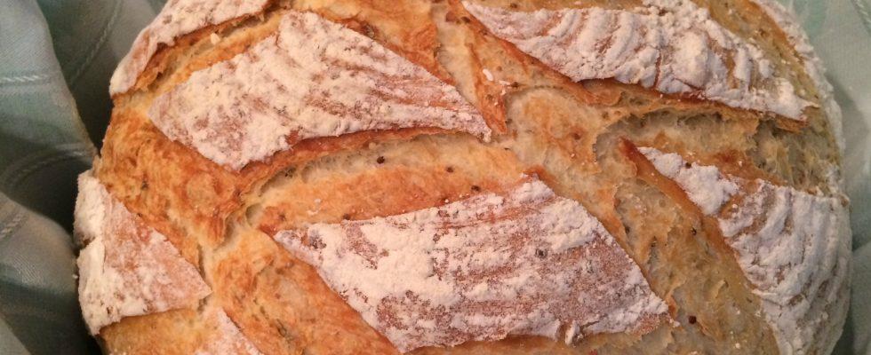 Sage & Seed Bread